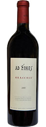 Ad Fines Gracchus rouge 2009