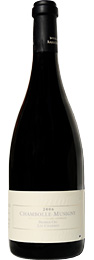 Chambolle Musigny 1er cru Charmes Amiot Servelle rouge 2014
