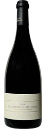 Chambolle Musigny Amiot Servelle rouge 2015