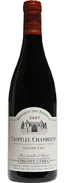 Chapelle Chambertin Tilleuls rouge 2013